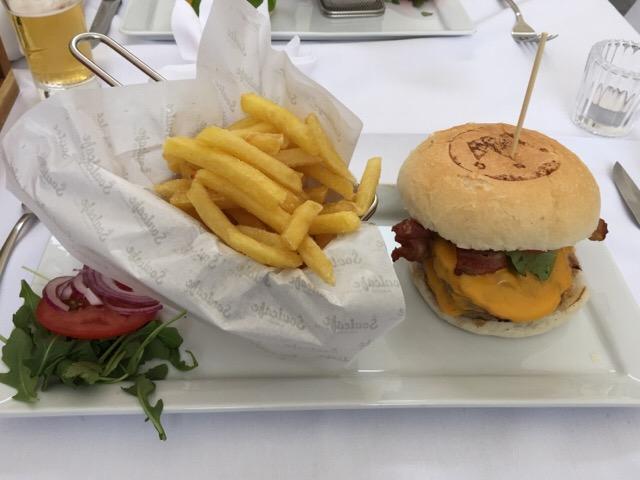 Aarau, Burger in der Krone