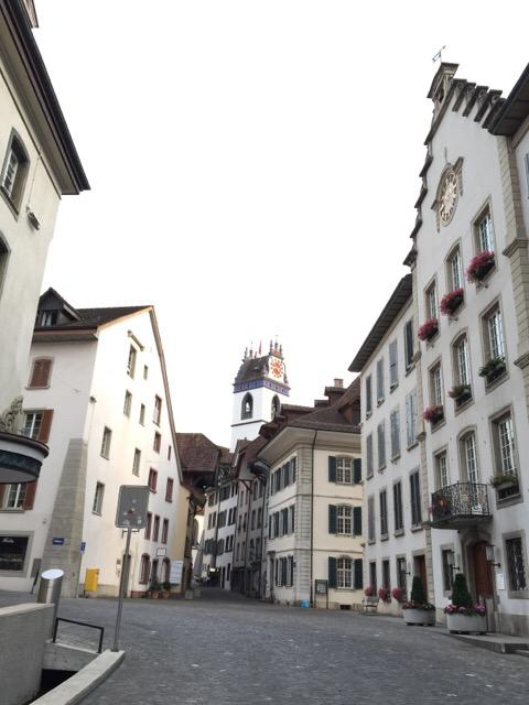 Aarau Stadtkirche