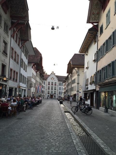 Aarau Rathausgasse
