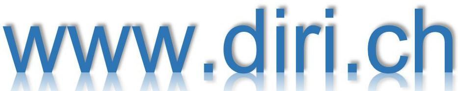 Diri's Webseite – www.diri.ch